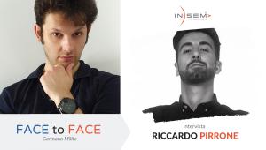 """Intervista a Riccardo Pirrone:""""Il successo di Taffo e di ogni altro progetto creativo? Si chiama coraggio"""""""